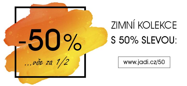 Vše z kategorie www.jadi.cz/50 za 50 %