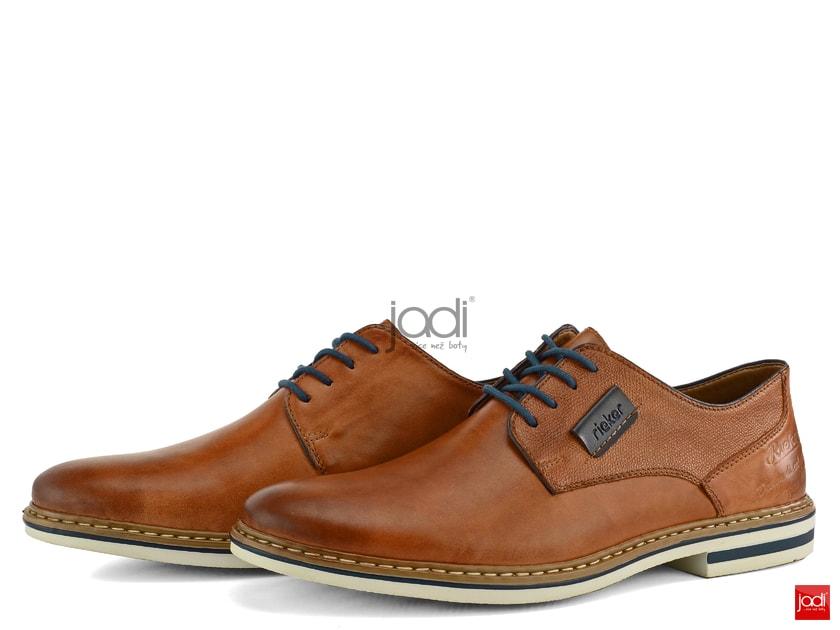 Rieker poltopánky hnedé B1424-24 - Rieker - Poltopánky - JADI.sk - ...viac  než topánky 288d8aac30a