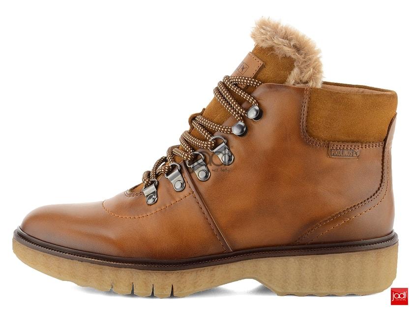 Pikolinos prírodné členkové topánky na surovej podošve Brandy W0U-8659 -  Pikolinos - Podzim zima - JADI.sk - ...viac než topánky 0bb02f4ce82