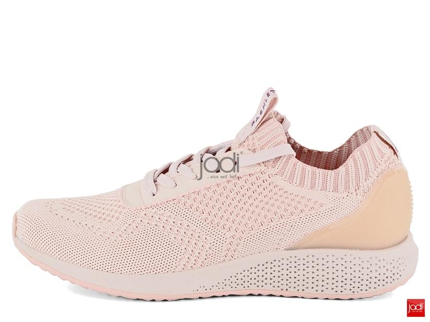 Tamaris ružové tenisky Fashletics 1-23714-22 - Tamaris - Tenisky a kecky -  JADI.sk - ...viac než topánky 3ec9ba3b62a