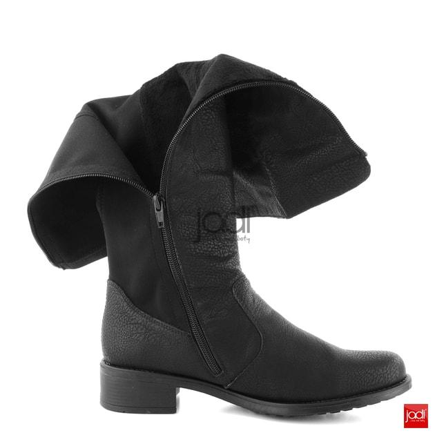 Rieker čižmy čierne Vario Stretch Z7395-00 - Rieker - Čižmy - JADI.sk -  ...viac než topánky 317d53b72e5