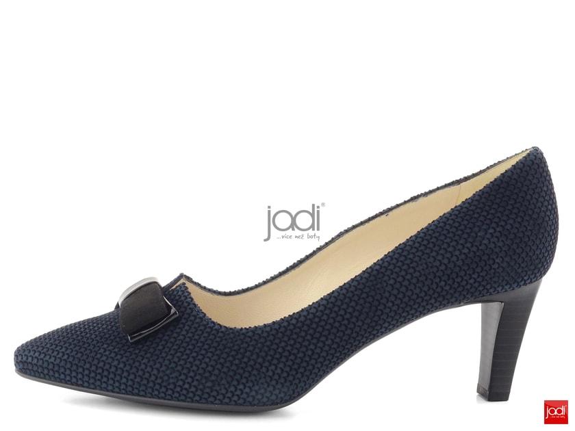 2777d09e95 Peter Kaiser lodičky modré čierne Mae 68657 - Peter Kaiser - Lodičky -  JADI.sk - ...viac než topánky
