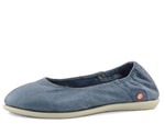 Softinos baleríny Washed Navy VIS275SOF