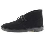 Clarks Originals kotník Desert Boot Black