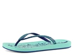 Ipanema žabky Nature Fem Green/Blue 81926