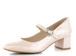 Clarks lodičky Chinaberry Pop Nude Pink