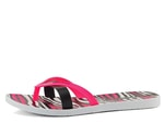 Ipanema žabky Kirei Silk  White/Black 82065