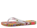 Ipanema žabky I Love Tribal Fem Pink/White 82034