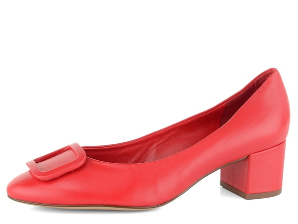 Högl lodičky červené Scarlet 7-104030 9b490c1524