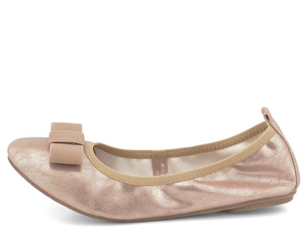 93946390fc Tamaris baleríny růžové skladácí do kabelky