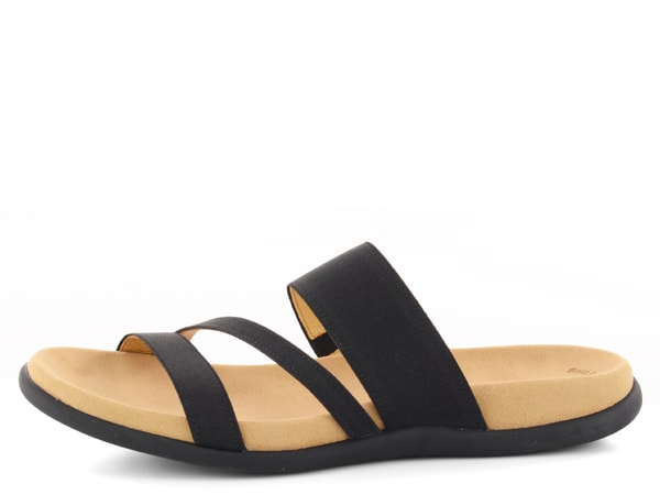 Gabor pantofle černé Elastic schwarz  48e517b049