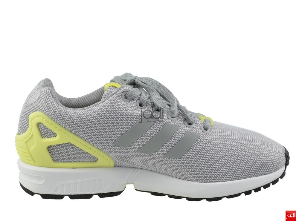 adidas Originals dámské ZX Flux šedé - adidas - Sportovní botasky ... 7195bcb23e