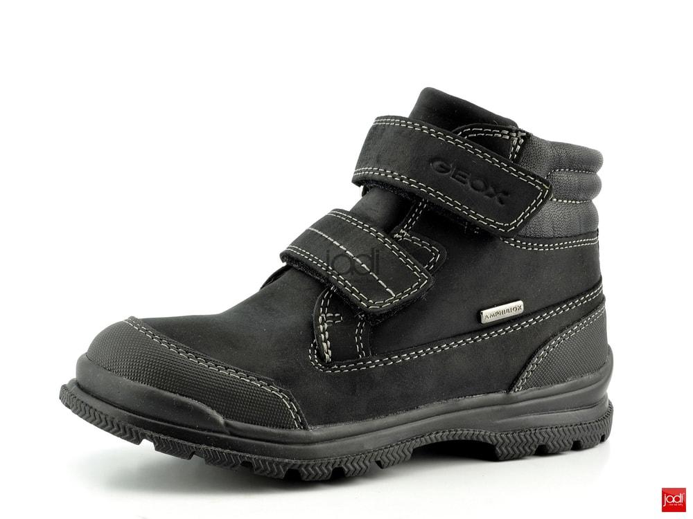 Geox chlapecký kotník s membránou William - Geox - Zimní obuv ... 92a5cab330