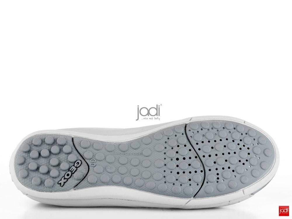 17864be1cb7 Geox dívčí baleríny bílé Piuma White - Geox - Celoroční obuv - JADI ...