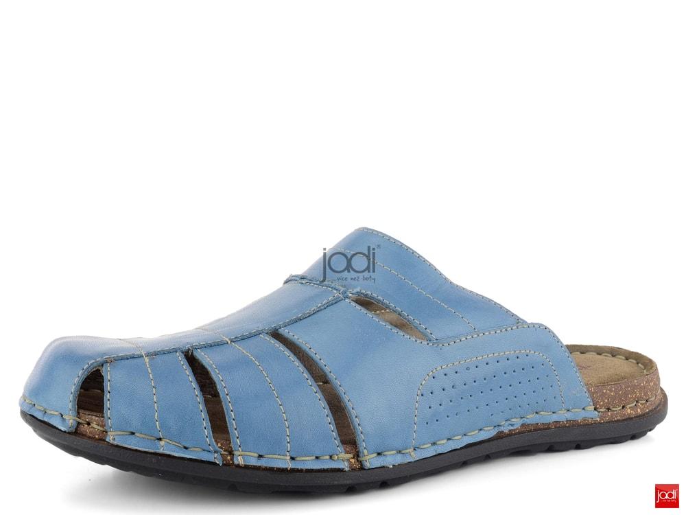 Ten Points pánske šľapky jeansové - Ten Points - Pantofle a žabky ... af4043d59b