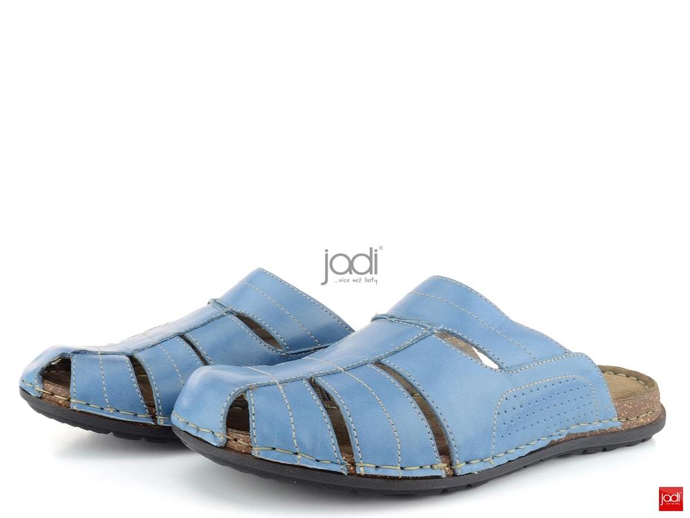 Ten Points pantofle jeansové 741051-723 - Ten Points - Pantofle a ... 77b874d255