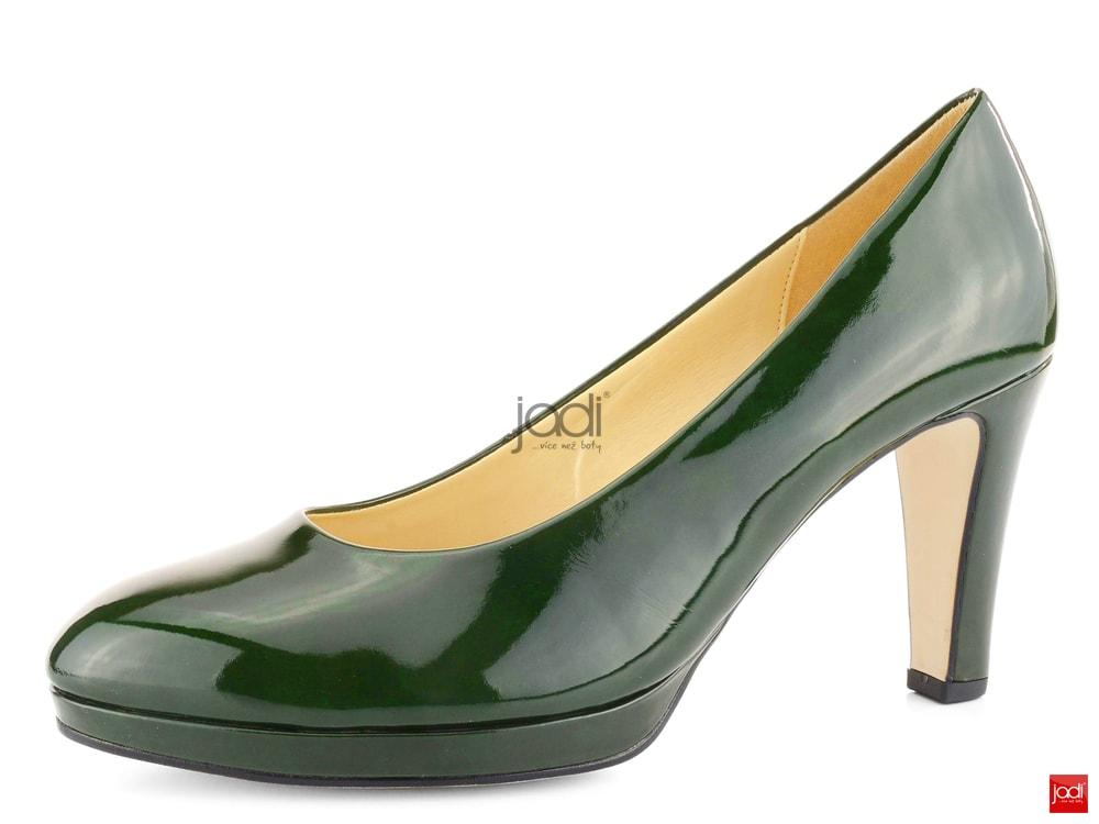 Gabor lodičky lakované zelené 51.270.61 - Gabor - Lodičky - JADI.sk -  ...viac než topánky dce813bb65