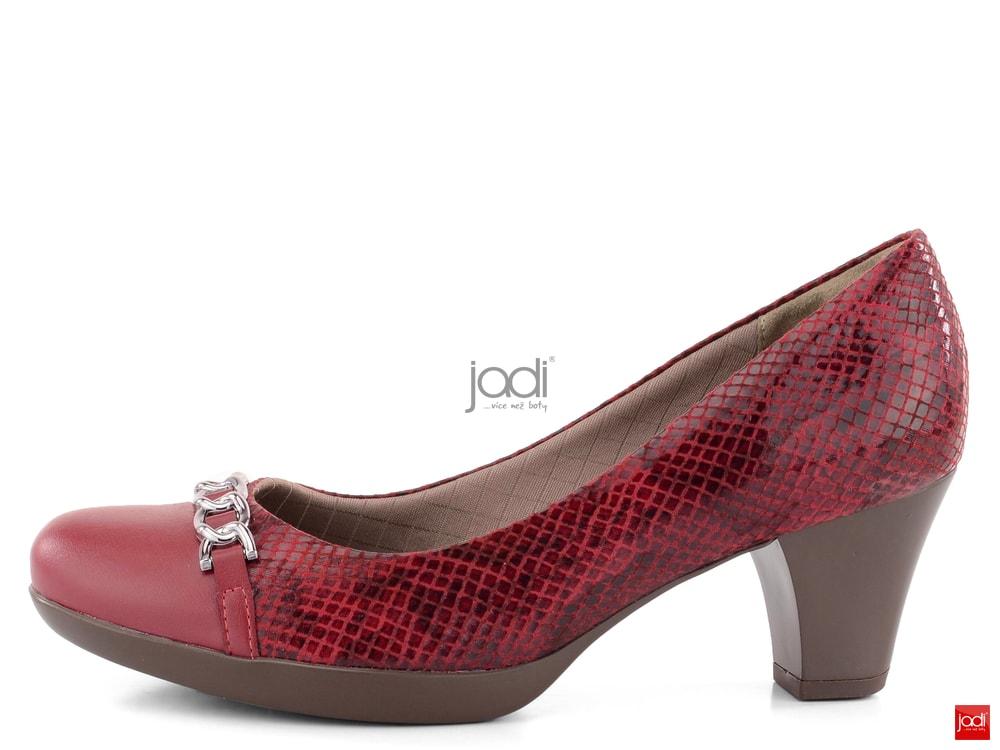 1df7211ee5b Piccadilly lodičky červené 787002 - Piccadilly - Dámská obuv - JADI ...