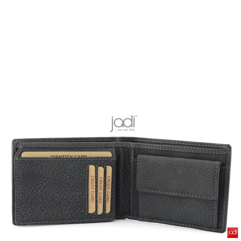 273af0a2ff72 Lagen pánska peňaženka šedá 64665 W - Lagen - Pánské peněženky ...