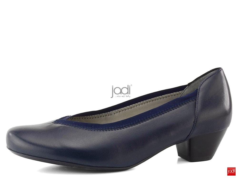 Ara lodičky tmavě modré extra široké K 12-42041 - Ara - Lodičky ... adba860b83