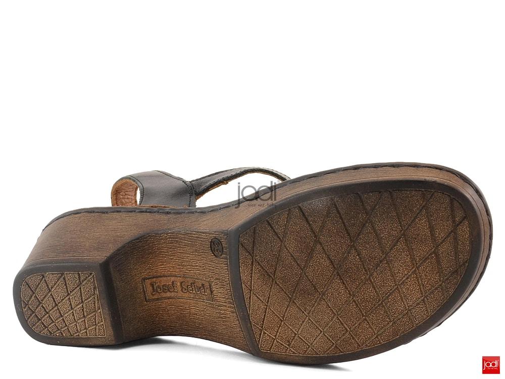 Josef Seibel sandály černé Rebecca 6291743600 - Josef Seibel ... b350de5692