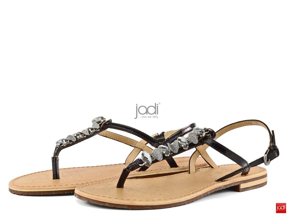 Geox sandály žabky černé Sozy D622CC00066C9999 Geox sandály žabky černé  Sozy D622CC00066C9999 ... c03b963ef5