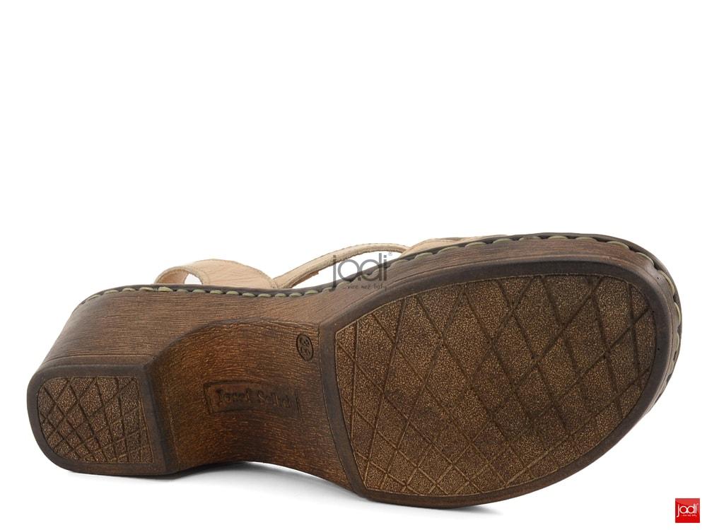 Josef Seibel sandály béžové Rebecca 6291761018 - Josef Seibel ... f749e2c76c