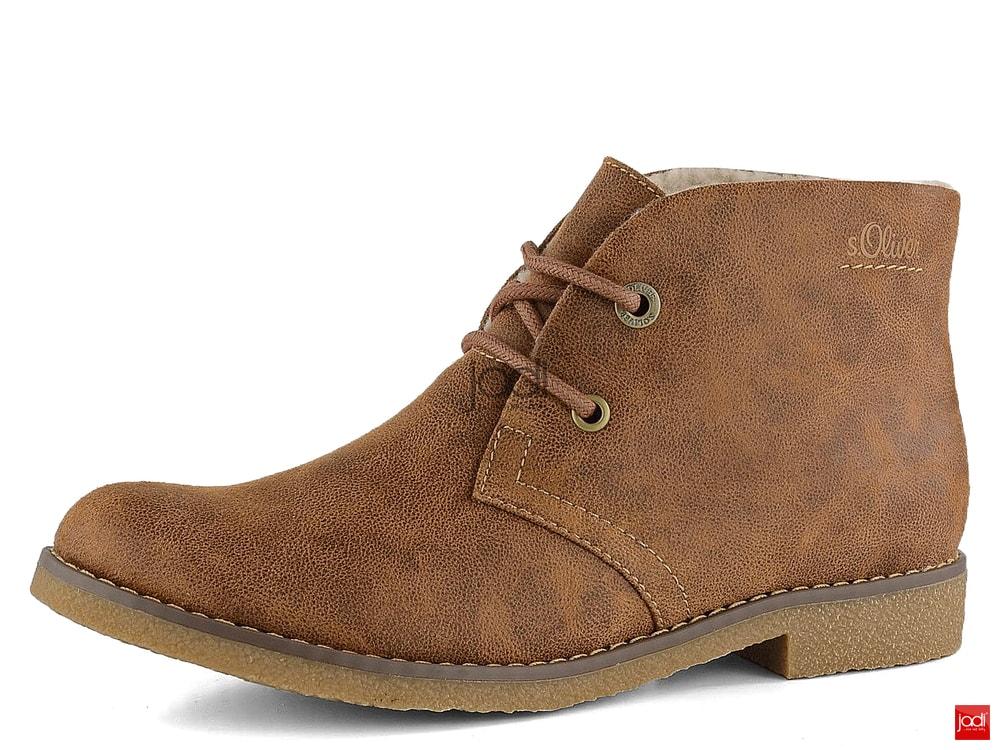 Oliver zateplené členkové topánky Muscat 5-26111-29 - s.Oliver -  Podzim zima - JADI.sk - ...viac než topánky 5f30bcc5ad0