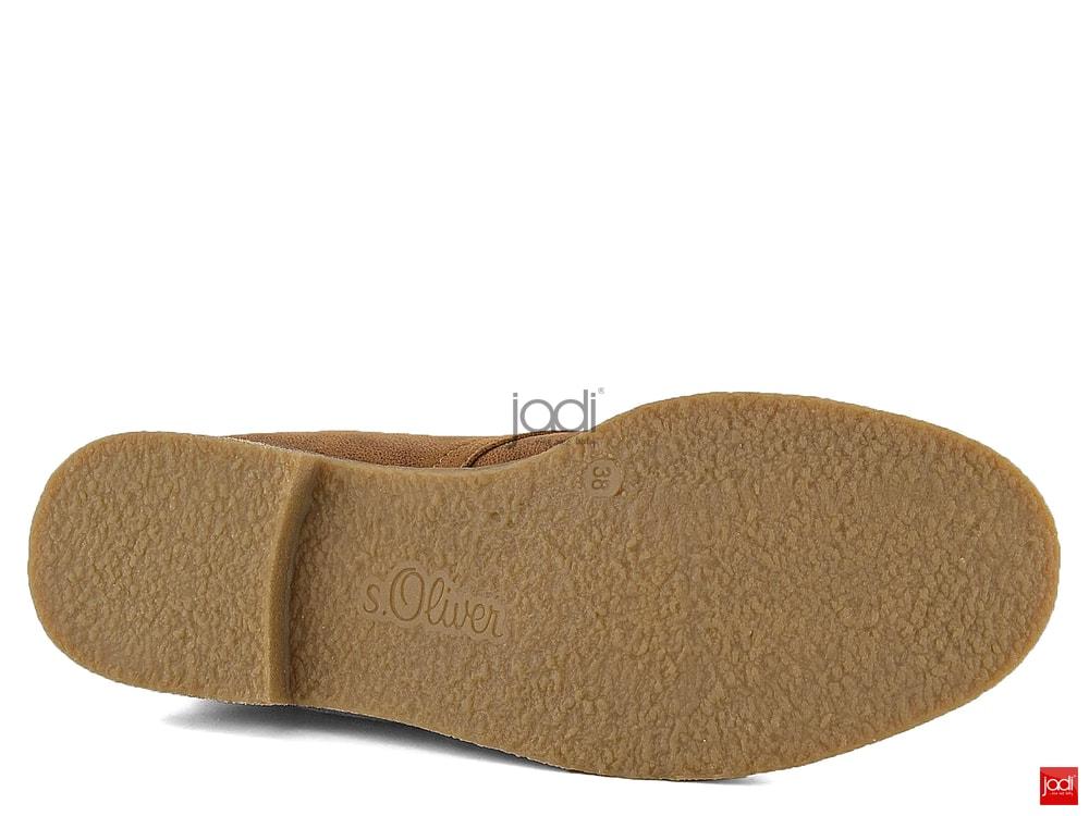 s.Oliver zateplené členkové topánky Muscat 5-26111-29 - s.Oliver ... c6d7d150fc5