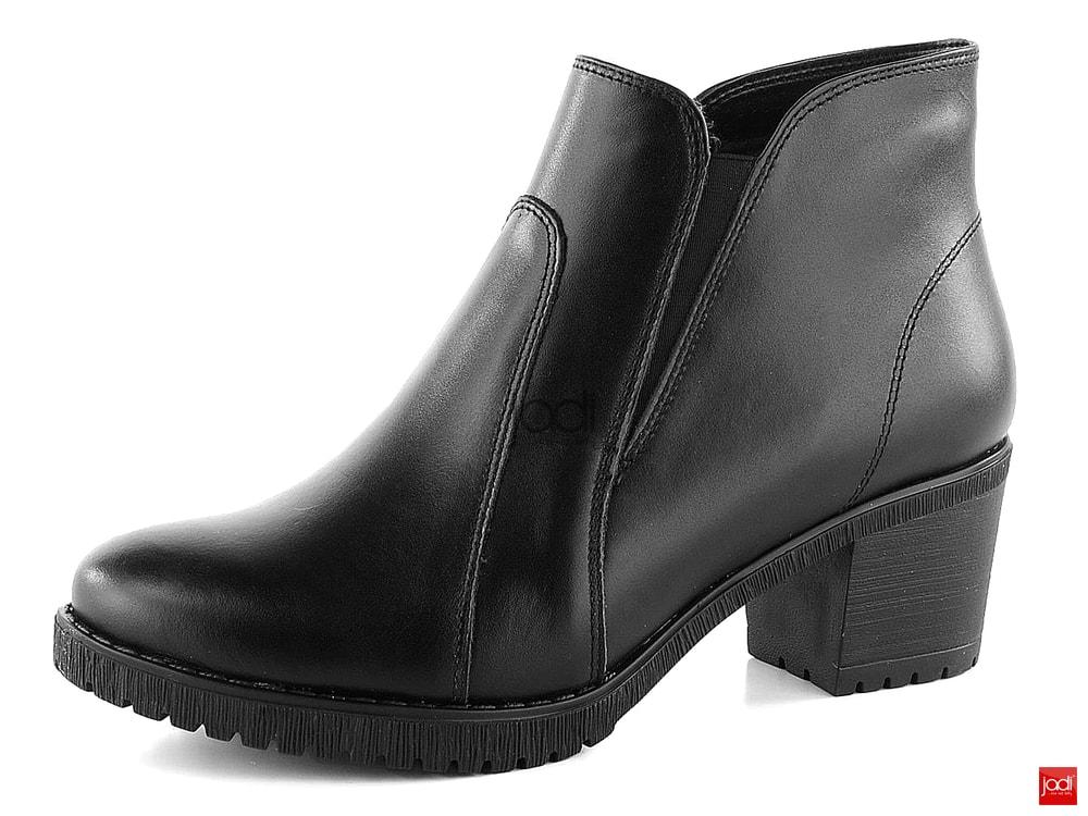 122a208d47334 Barton dámske členkové topánky zateplené na platforme 1851 - Barton ...