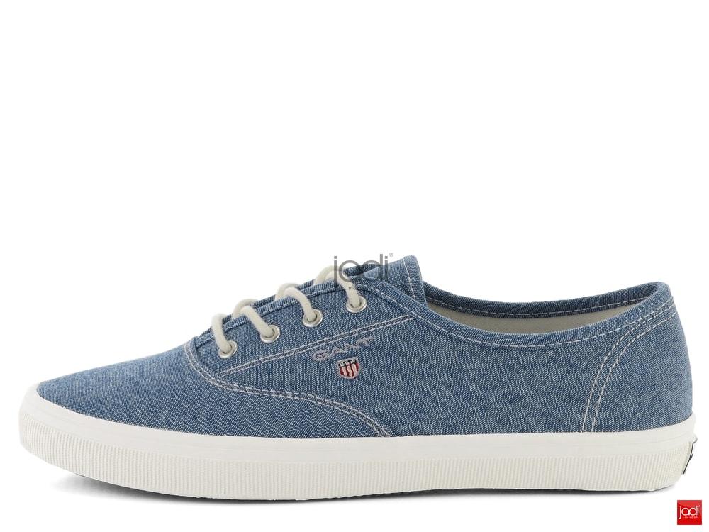 3e38b85c405 Gant tenisky New Haven Blue 16538407 - Gant - Tenisky a kecky - JADI ...