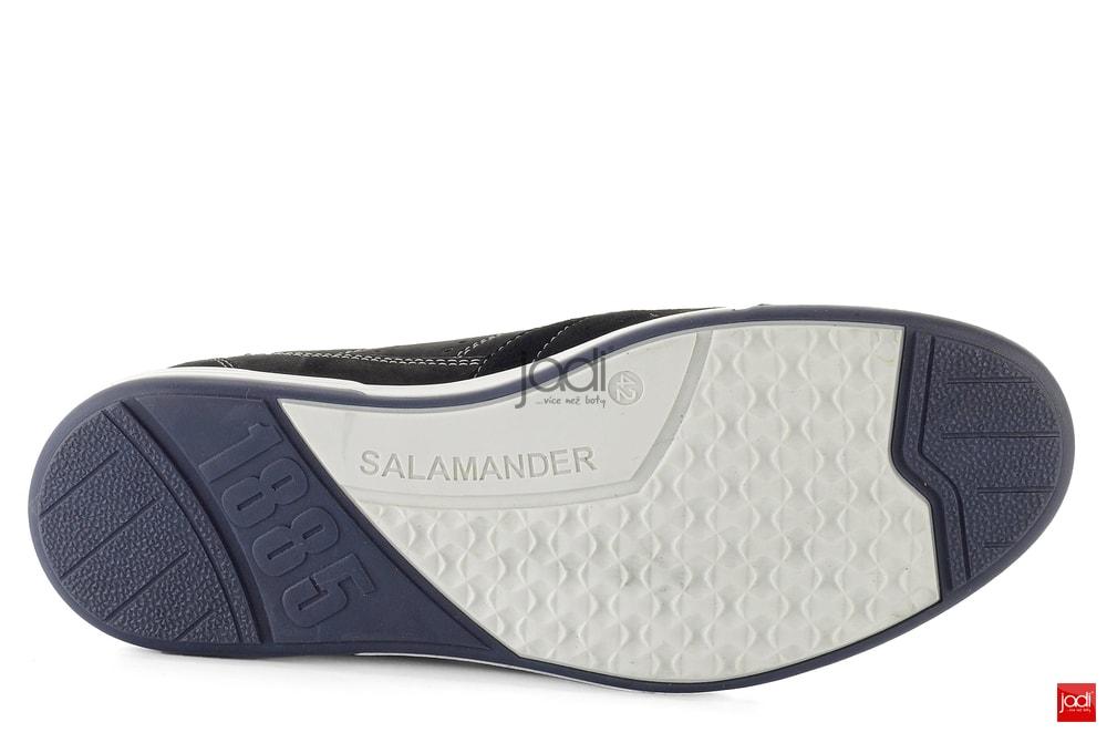 Salamander sportovní mokasíny černé 31-83003-11 - Salamander ... a7ff67f25b