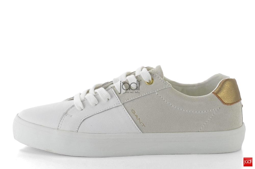 57f72b6cbbf Gant polobotky sneakers Mary kombinované 16531445 - Gant - Polobotky ...