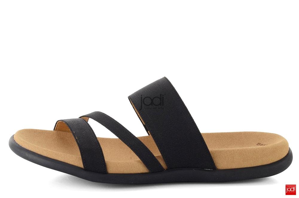Gabor fuzbetové pantofle černé 03.702.87 - Gabor - Pantofle - JADI ... 059569bc9a