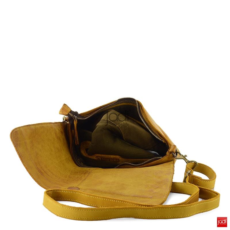ba49c0ee6a0 Pikolinos kabelka psaníčko proplétané Yellow WHA-162 - Pikolinos ...