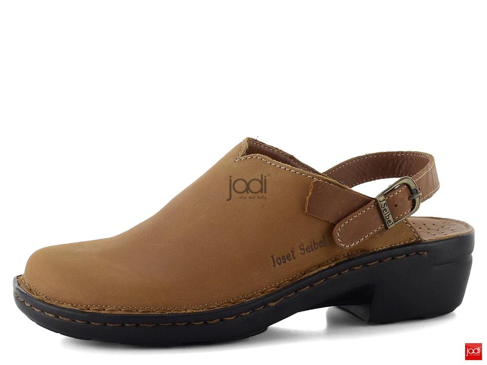 Josef Seibel šľapky sandále Betsy hnedé 9592021295 - Josef Seibel ... 5f08dfe9ef5