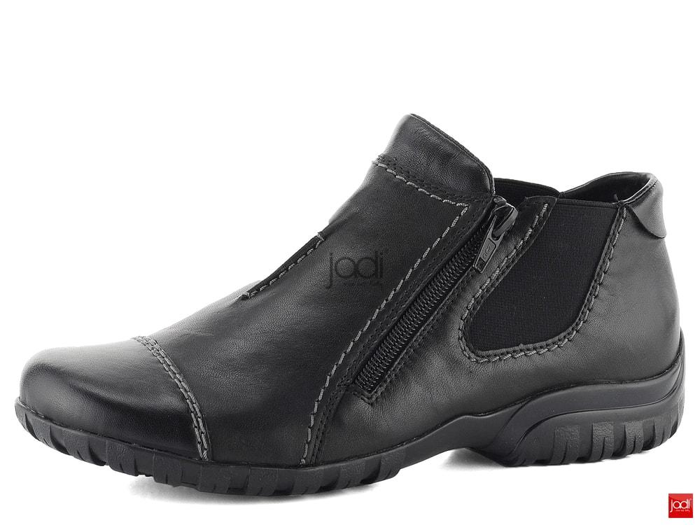 1e09419a9d92a Rieker nízke členkové topánky Chelsea čierne L4652-00 - Rieker ...