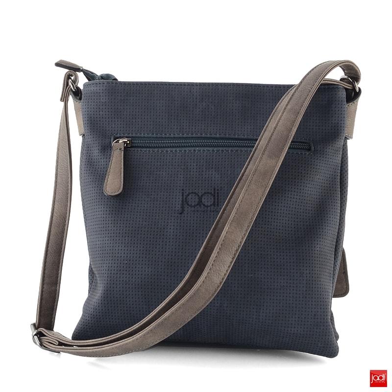 Rieker kabelka crossbody s kamínky modrá H1014-14 - Rieker ... 003d1792f3f