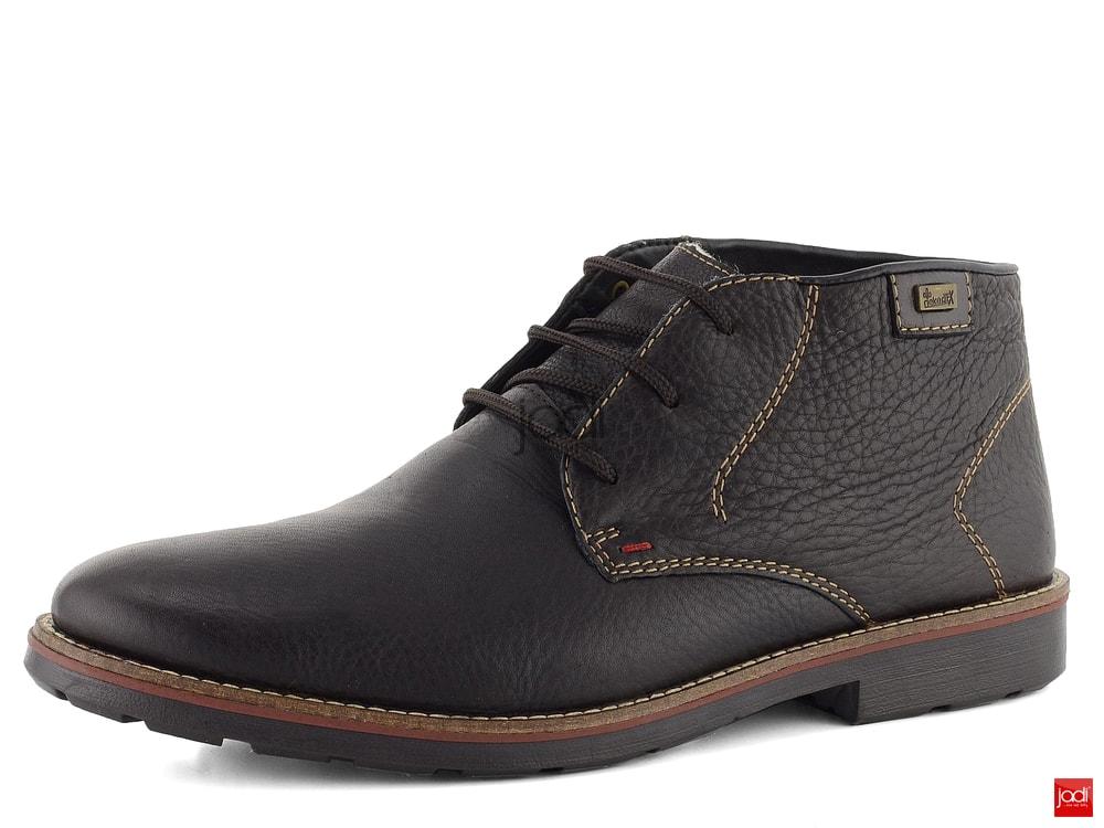 Rieker kotník s membránou hnědý 35310-25 - Rieker - Kotníková obuv ... 446551d3ae