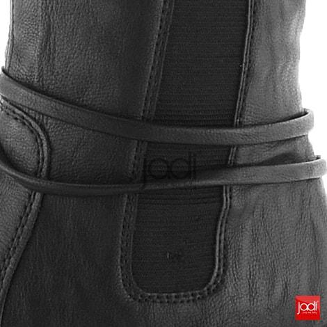 Rieker černé kozačky s membránou na podpatku Y8993-00 - Rieker - Kozačky -  JADI.cz - ...více než boty f314e0d49f