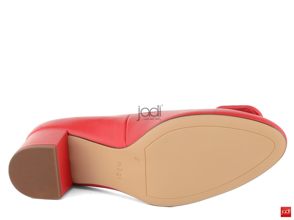 Högl lodičky červené Scarlet 7-104030 - Högl - Lodičky - JADI.sk ... b5d6e3da6e