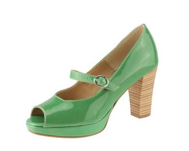 Tamaris lodičky green