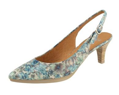 Hispanitas lodičky Zaira floral blue