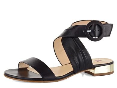 a416bfd7e4b Högl sandály s kříženým nártovým páskem 7-101170 - Högl - Sandály ...